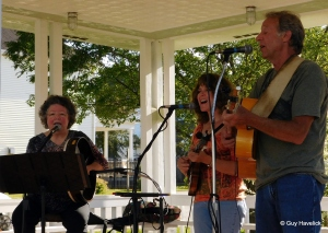 Playing in Peterson - June 27, 2015