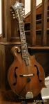 Melissa's mandolin