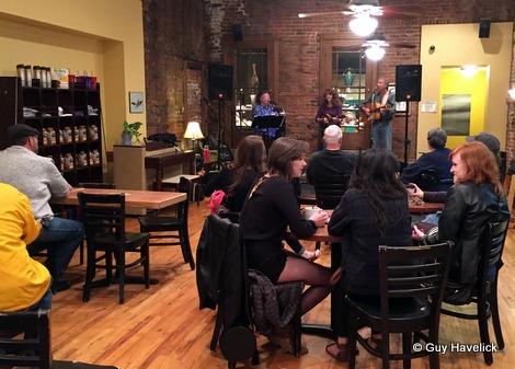 RavensFire, Acoustic Cafe, Winona MN