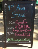 RavensFire, Thursdays on First, Rochester MN
