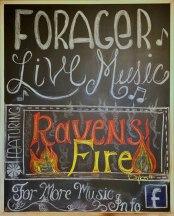 Live at Forager Brewing Company